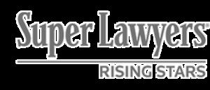 Super Lawyers Rising Star logo